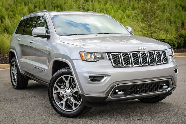 grand cherokee limited 2018 review
