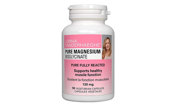 lorna vanderhaeghe magnesium bisglycinate reviews