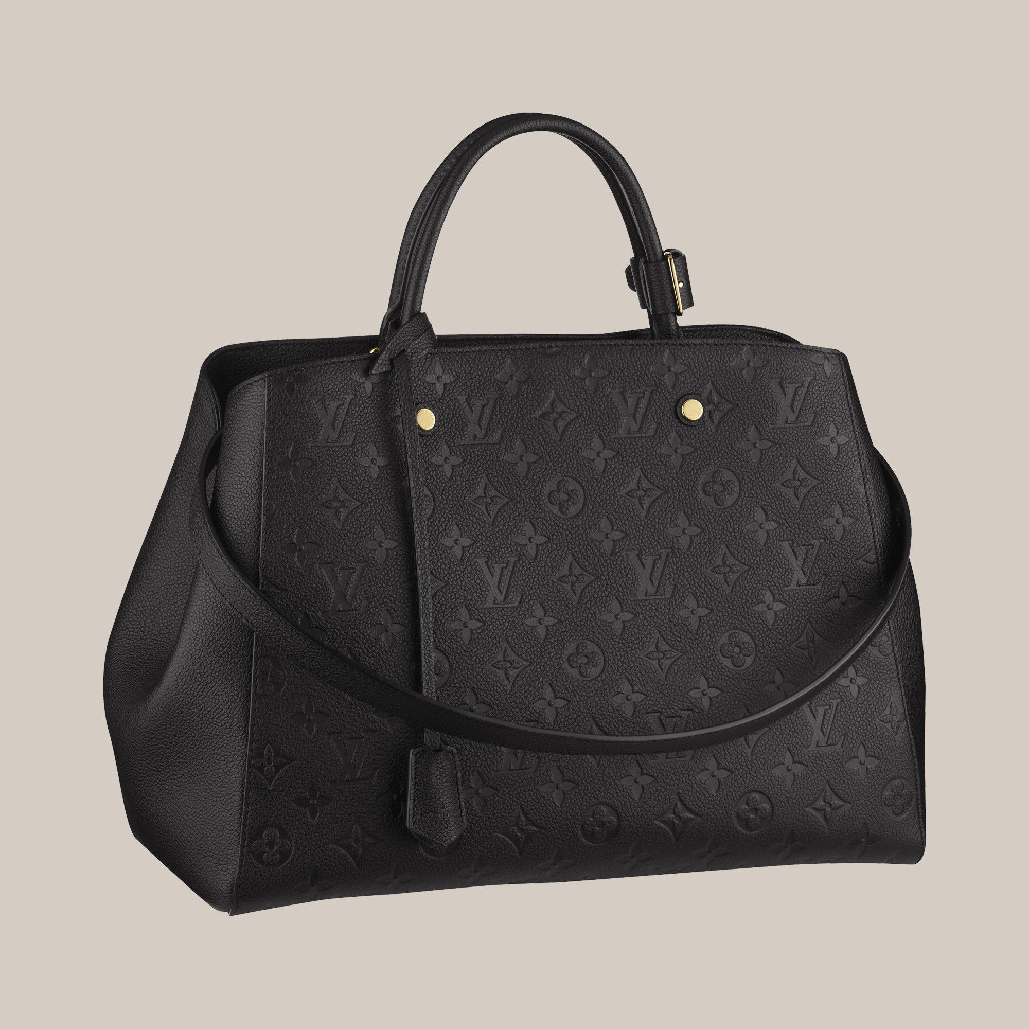 louis vuitton montaigne gm review