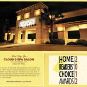 cloud 9 day spa reviews