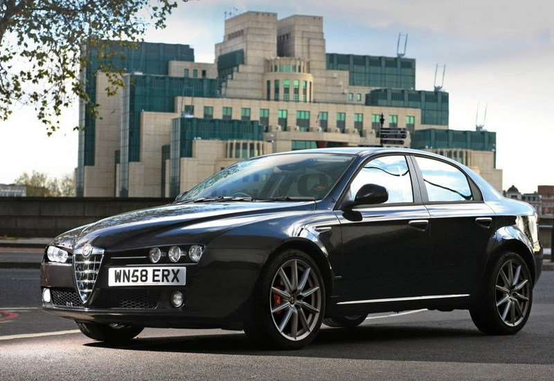 alfa romeo 159 review 2009