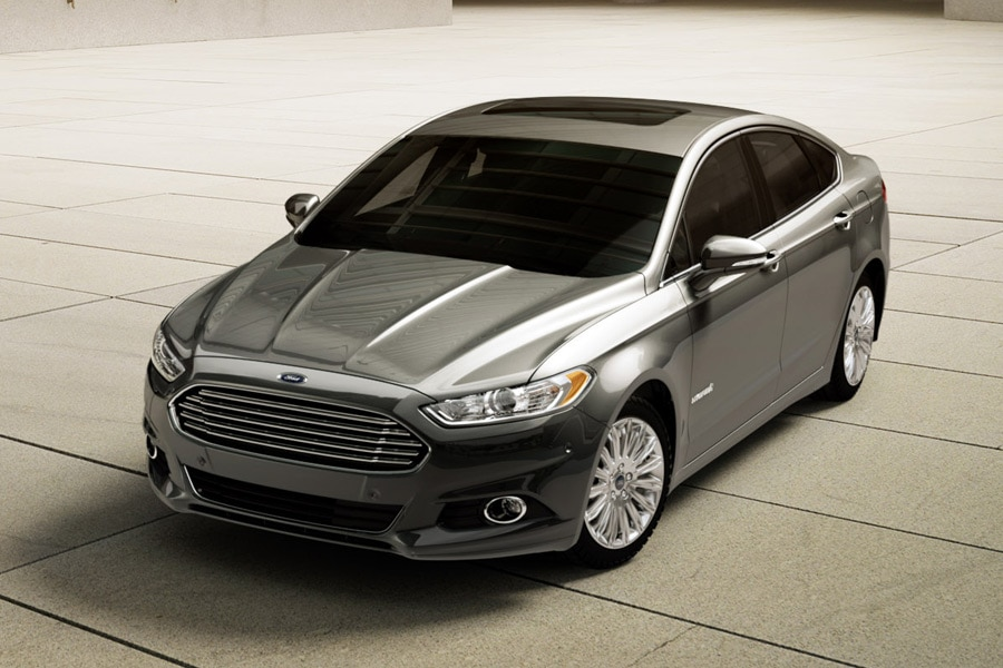 ford fusion hybrid awd review