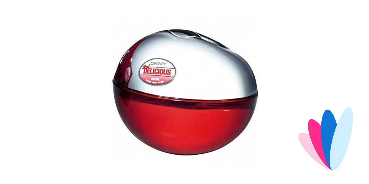 dkny red delicious perfume review
