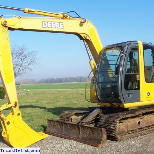 john deere 80c excavator reviews