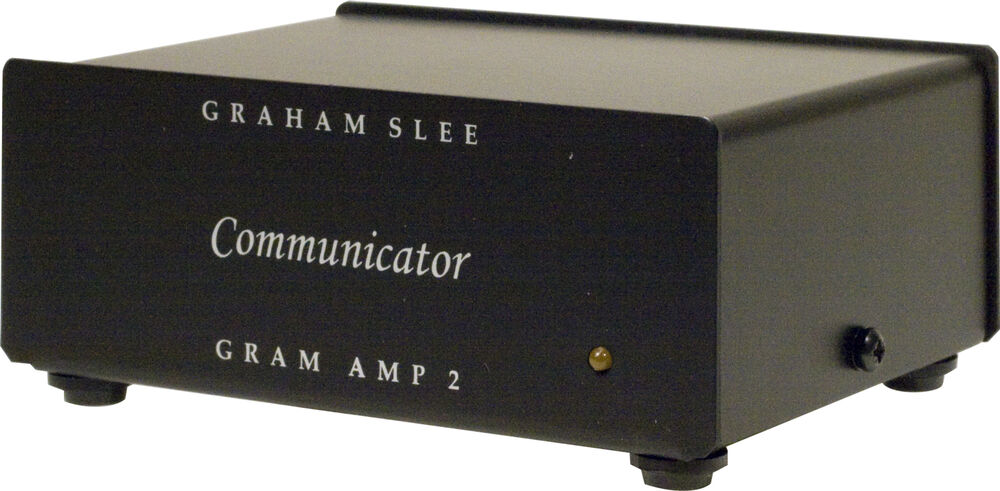 graham slee phono stage review