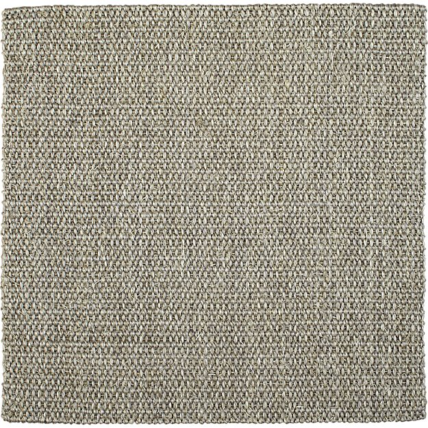 crate and barrel sisal rug review