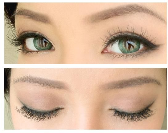 ardell lashes demi wispies review