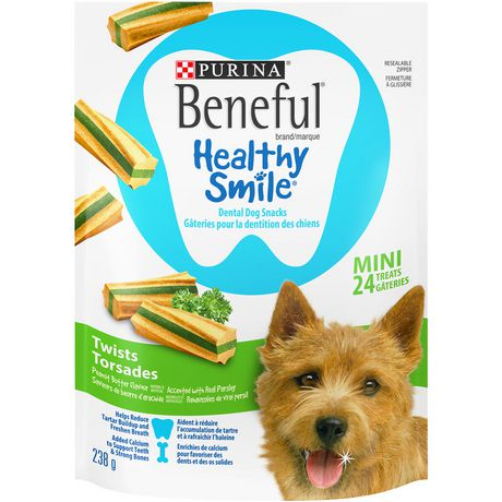 beneful healthy smile treats review