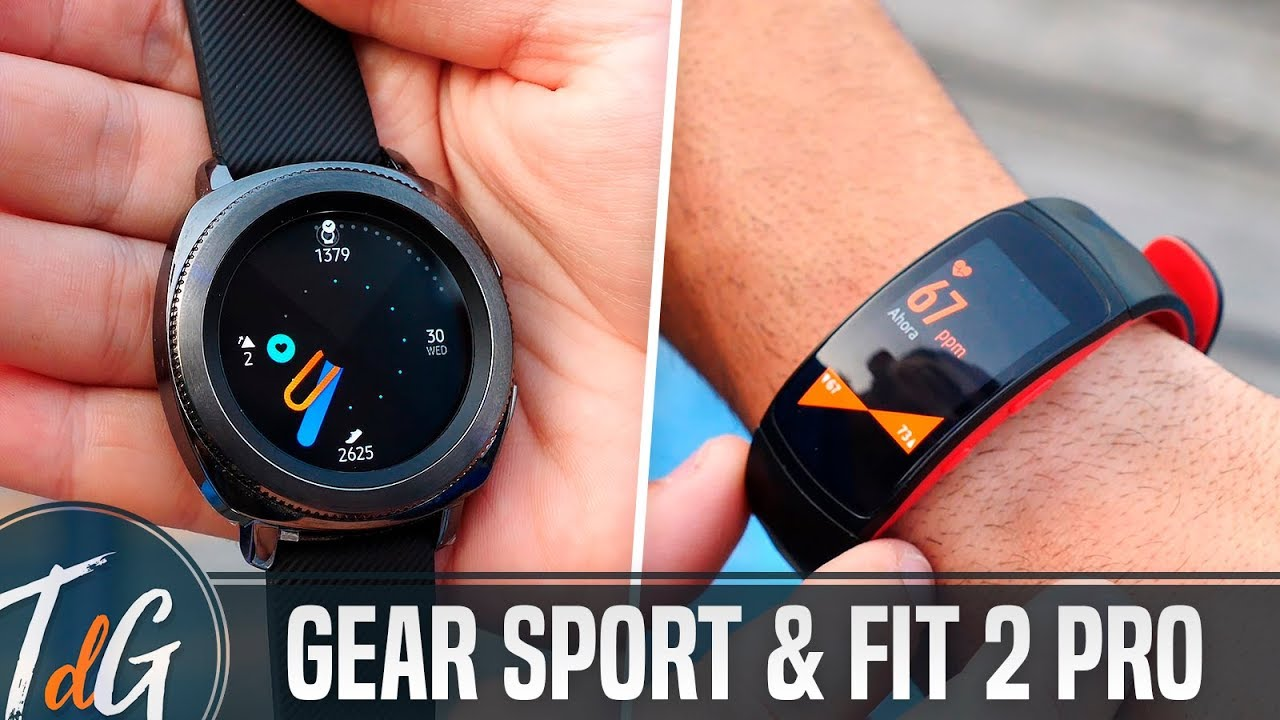 gear fit 2 review youtube