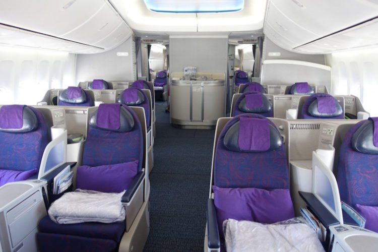 china southern business class 787 review