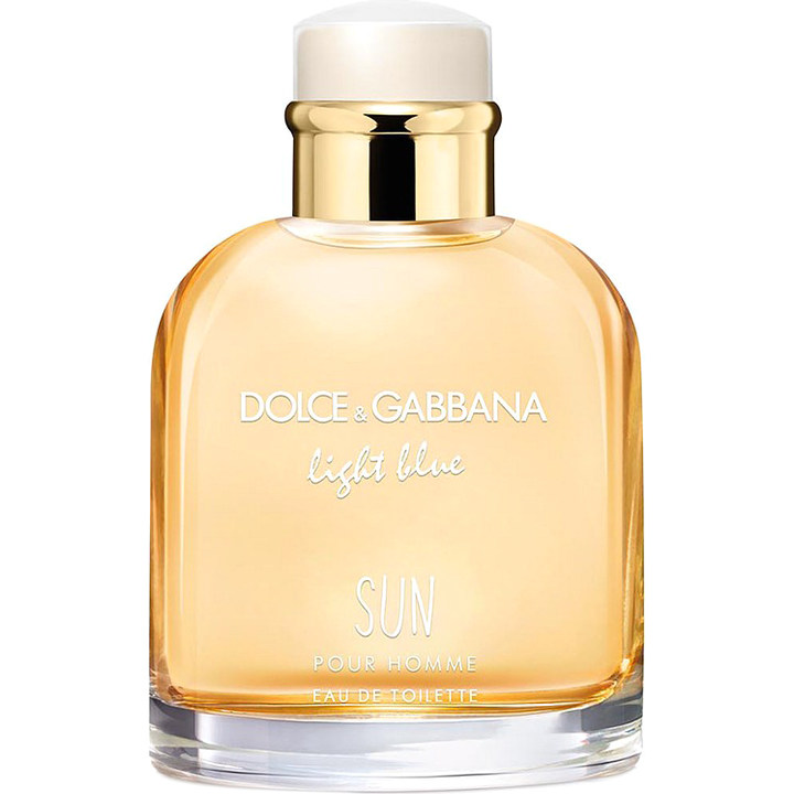 dolce gabbana pour homme review