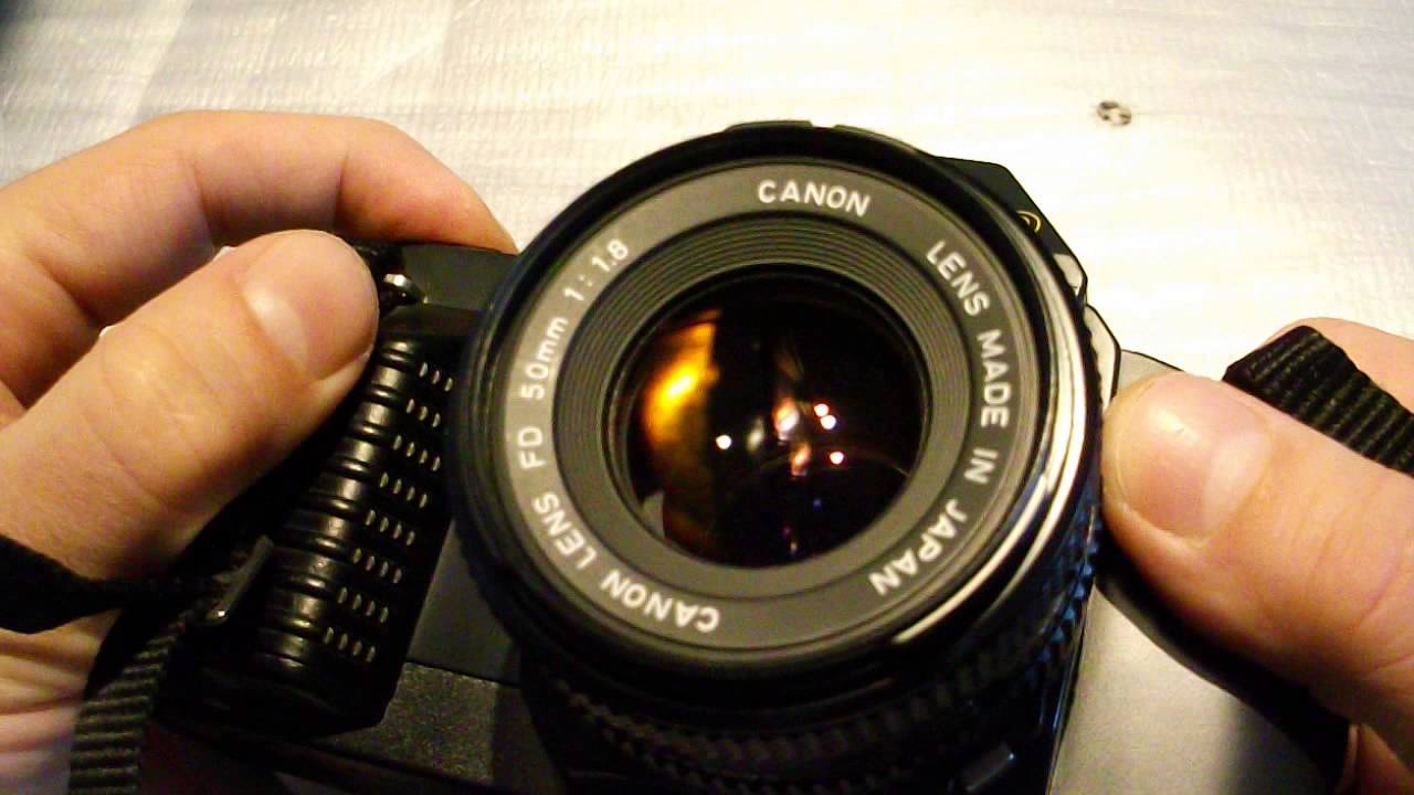 canon fd 50mm 1.8 review