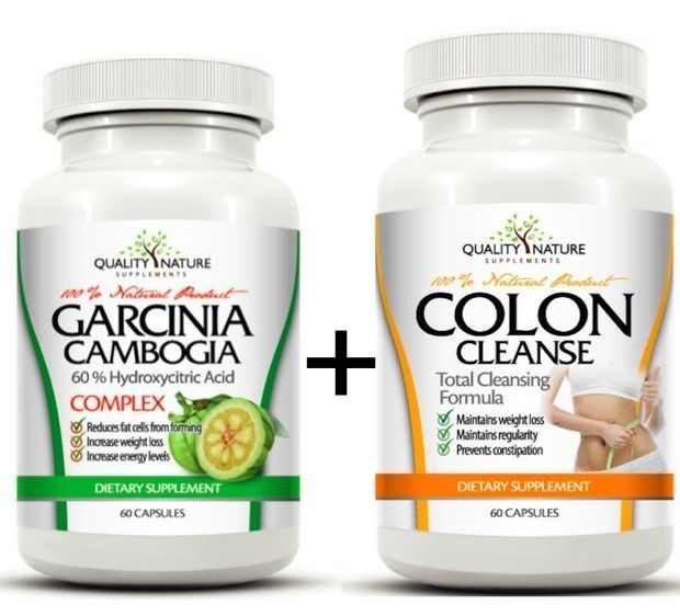 colon cleanse and garcinia cambogia diet reviews