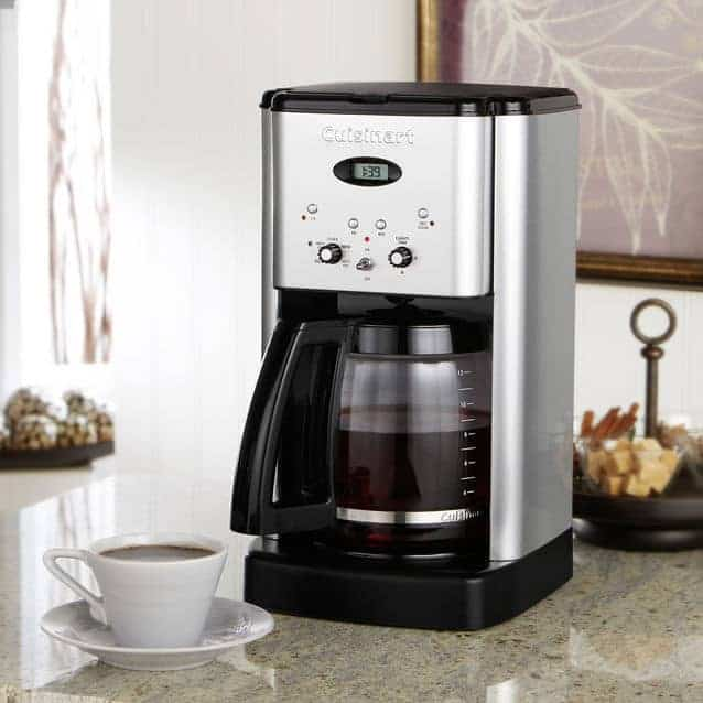 cuisinart brew central 12 cup coffee maker reviews