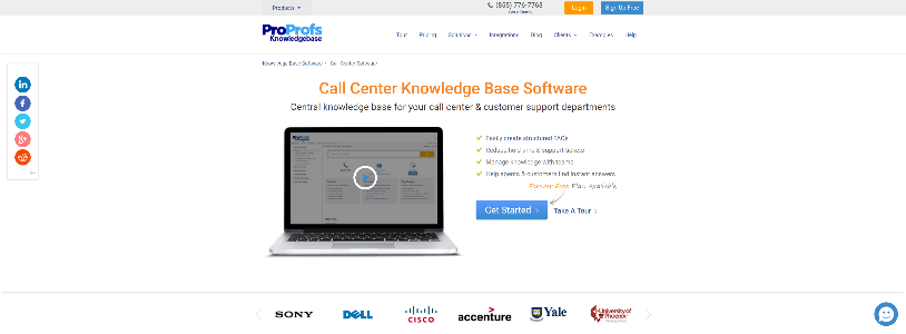best knowledge base software reviews