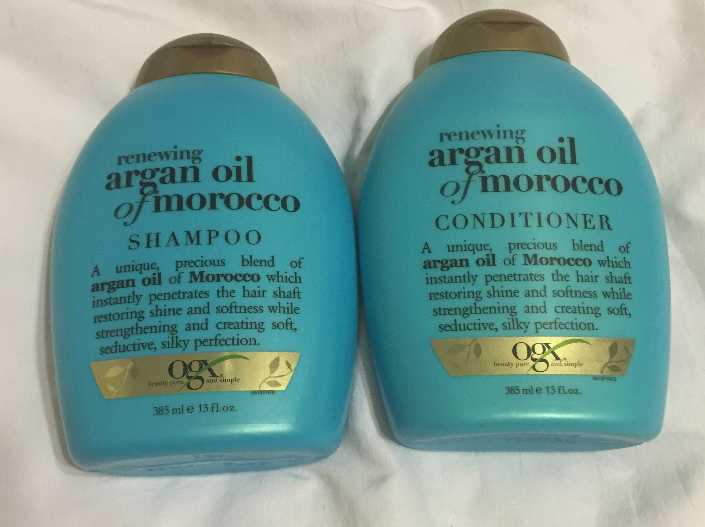 moroccan oil shampoo and conditioner reviews