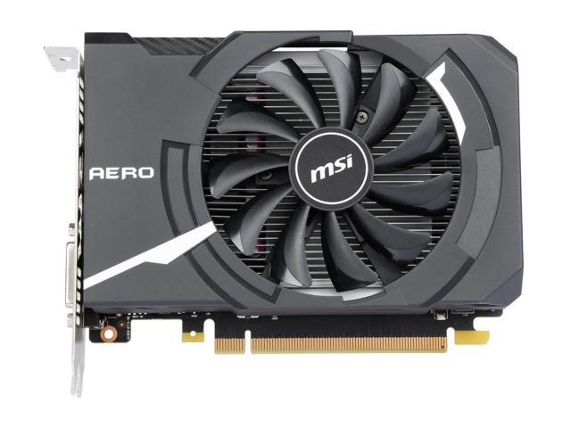 msi gtx 1050 2g oc review